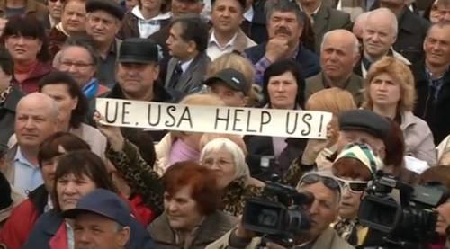 UE, USA Help Moldova