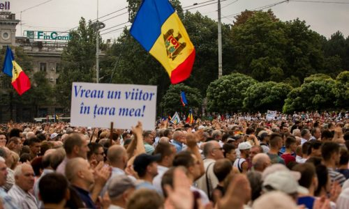 Moldova protests