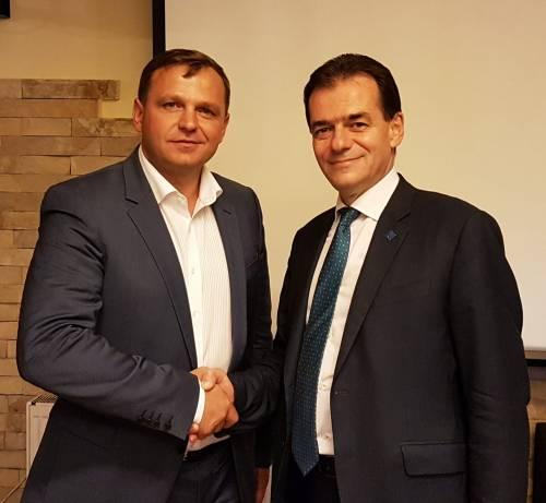 Andrei-Nastase-presedintele-PDA-Moldova-Ludovic-Orban-presedintele-PNL-Romania-23-iunie-2017-Iasi
